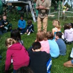 Learning the rules of the garden!