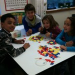 3a is busy in the morning!