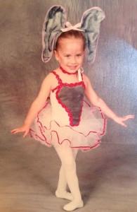 My first dance recital!