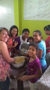 While abroad, I taught at an orphanage. We made cookies one day because they did not know what they were!