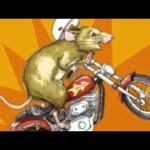 mouse and the motorcycle image