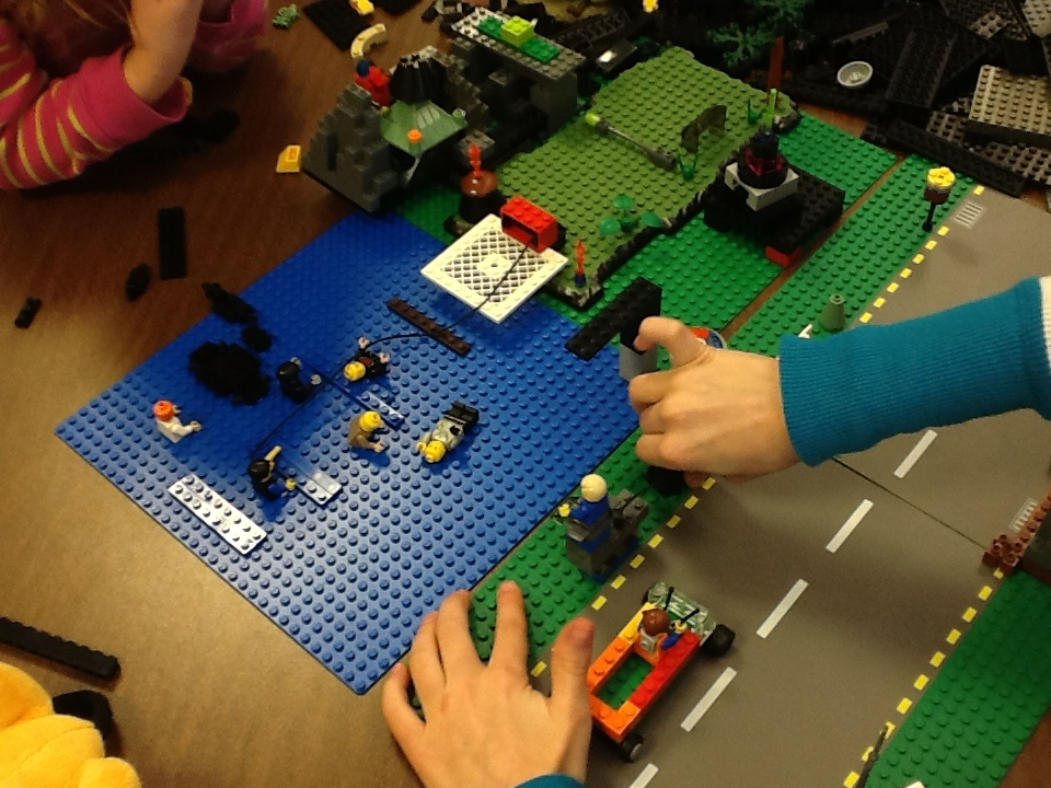 The making of a Lego stop motion movie » Girls STEM Club - A ...
