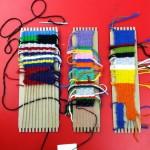 Fourth Grade Weavings...