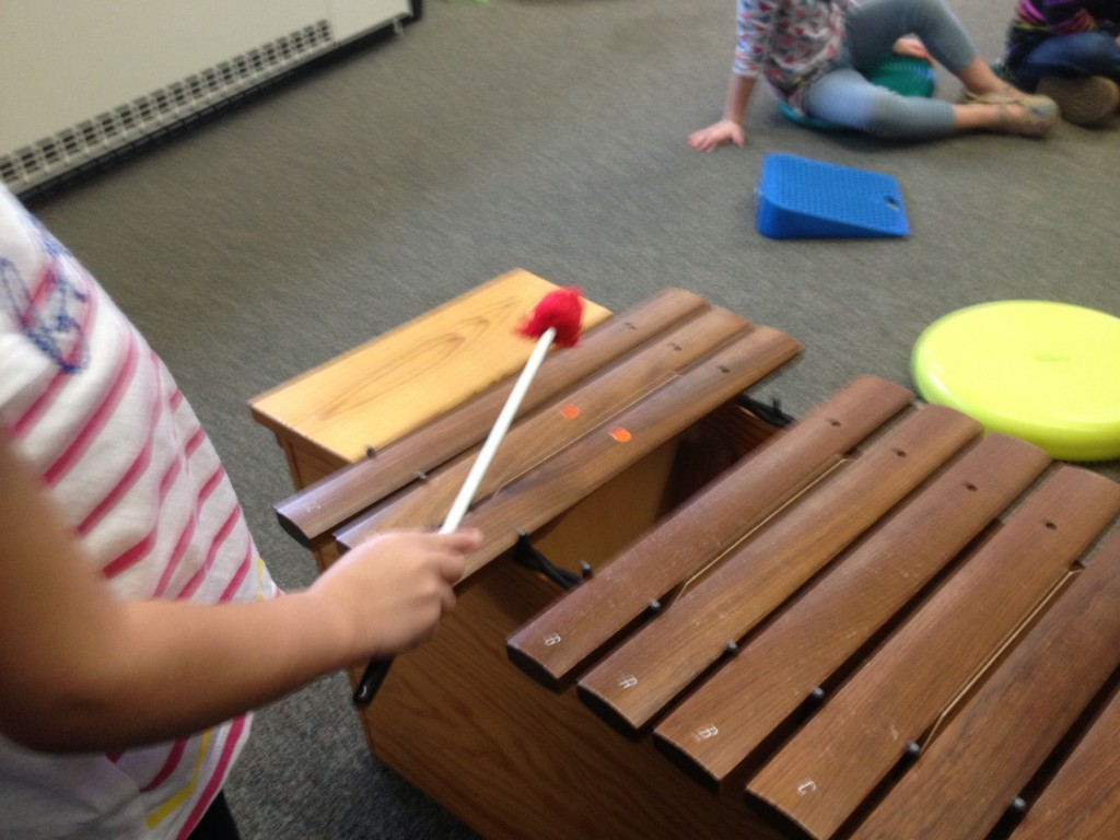 The Bass Xylophone