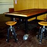 Media station table