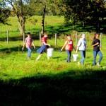 7th grade Sprout Creek Farm 2013 069