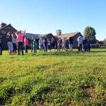 7th grade Sprout Creek Farm 2013 091