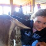 7th grade Sprout Creek Farm 2013 109