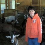 7th grade Sprout Creek Farm 2013 121