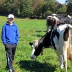 7th grade Sprout Creek Farm 2013 135
