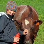 7th grade Sprout Creek Farm 2013 138