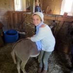 7th grade Sprout Creek Farm 2013 149