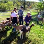 7th grade Sprout Creek Farm 2013 152