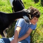 7th grade Sprout Creek Farm 2013 164