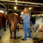 7th grade Sprout Creek Farm 2013 298