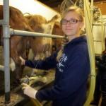 7th grade Sprout Creek Farm 2013 300
