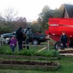 7th grade Sprout Creek Farm 2013 317