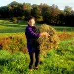 7th grade Sprout Creek Farm 2013 338