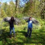 7th grade Sprout Creek Farm 2013 370