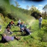7th grade Sprout Creek Farm 2013 376