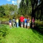 7th grade Sprout Creek Farm 2013 377