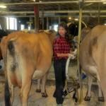7th grade Sprout Creek Farm 2013 402