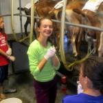 7th grade Sprout Creek Farm 2013 422