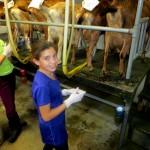 7th grade Sprout Creek Farm 2013 423