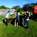 7th grade Sprout Creek Farm 2013 427