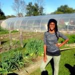 7th grade Sprout Creek Farm 2013 430