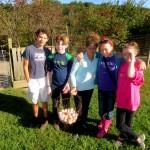 7th grade Sprout Creek Farm 2013 434