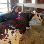 7th grade Sprout Creek Farm 2013 467