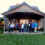 7th grade Sprout Creek Farm 2013 477