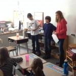 Visiting 3rd Grade