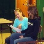 Visiting 4th Grade