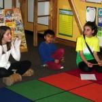 Visiting Primary C