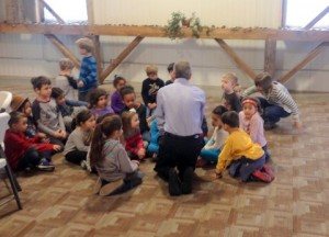 Primary A settling into the Center for Mindfulness and Empathy Education