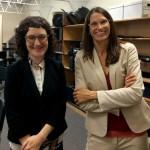 Dr. Pamela Butler and Dr. Milena Novy-Marx
