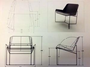 Chair details...